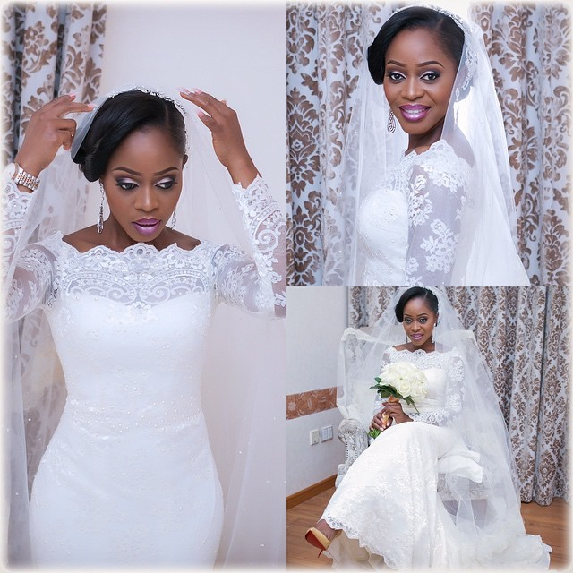 The Rise Of Nigerian Designers Wedding Dress Edition