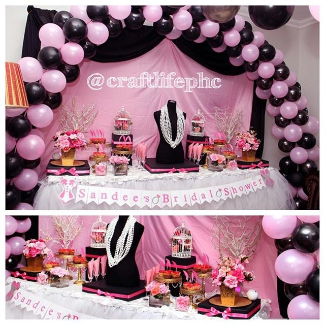 How To Plan A Bridal Shower Ideas By Nigerian Planners Sugar