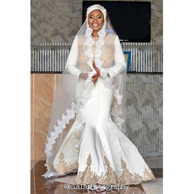 5e64ad0b1a The dream of every Muslim bride is to look perfect, beautiful and dazzling  on her wedding day.