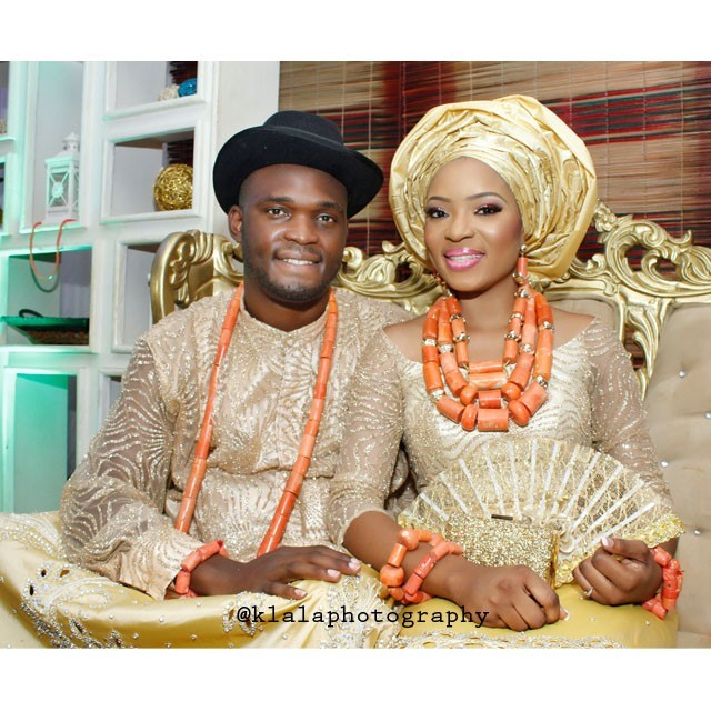 Ejovwoke And Ovie S Traditional Wedding Sugar Weddings Amp Parties