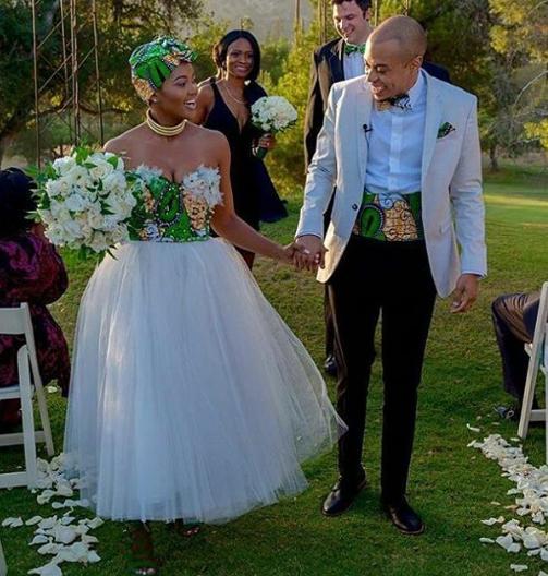 New Bridal Dress Ankara