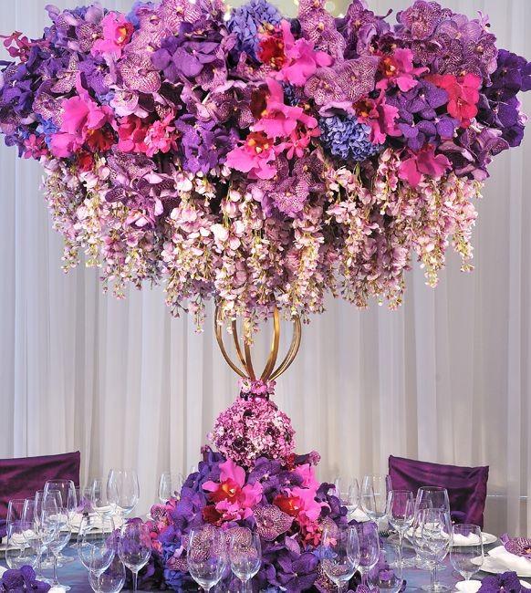 15 Elaborate Tablescapes Sugar Weddings Amp Parties