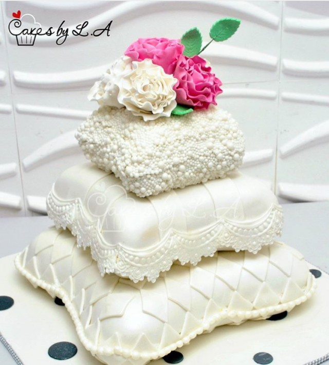 Nigerian Wedding Cake Makers