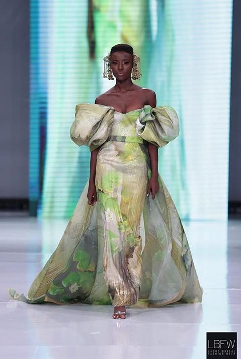 Best Looks from Lagos Bridal Fashion Week: Day 2   Sugar Weddings ...
