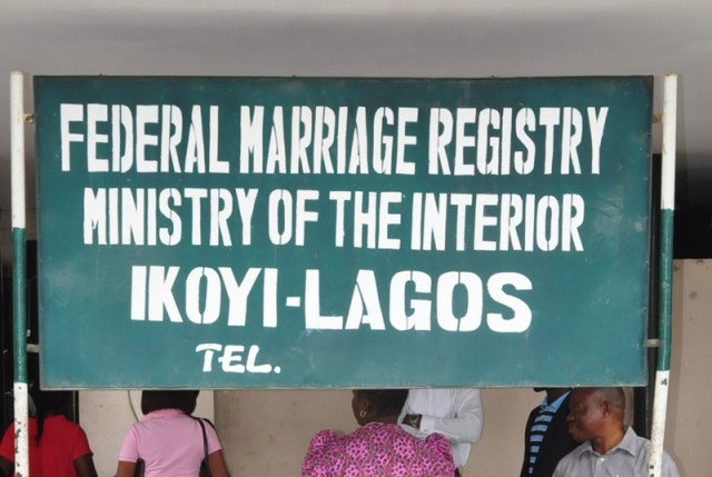 3 step guide to tying the knot at the ikoyi marriage for Wedding registry the knot
