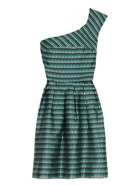 Jonathan Saunders Odessa Asymmetric Dress