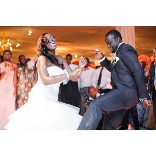 the dance floor is set and its time for the couple and their well wishers to get down here are options you can add to your playlist to keep the party