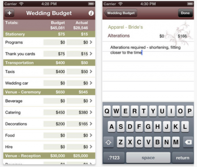 5 wedding planning mobile apps every engaged couple should download