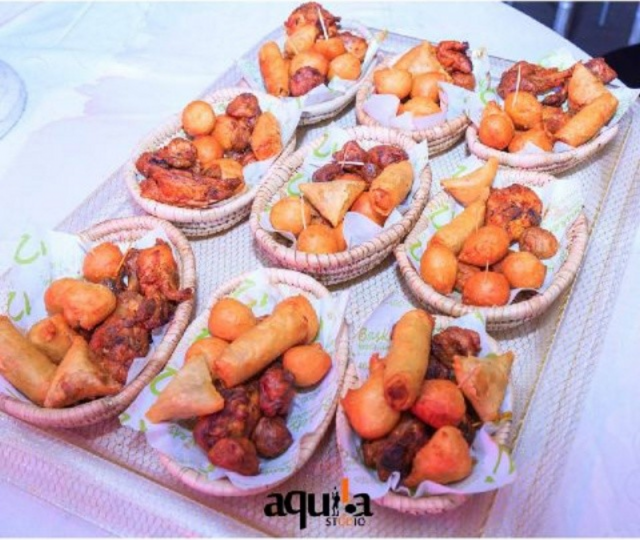 Nigerian Wedding Food: Nigerian Wedding Food Trends We Want To Keep