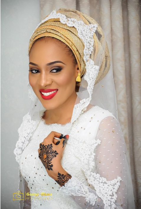 Image result for Hausa bride