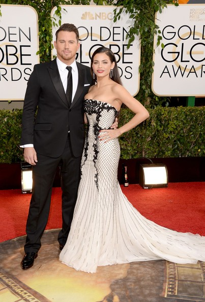 Style Inspiration from the 2014 Golden Globes | Sugar Weddings.