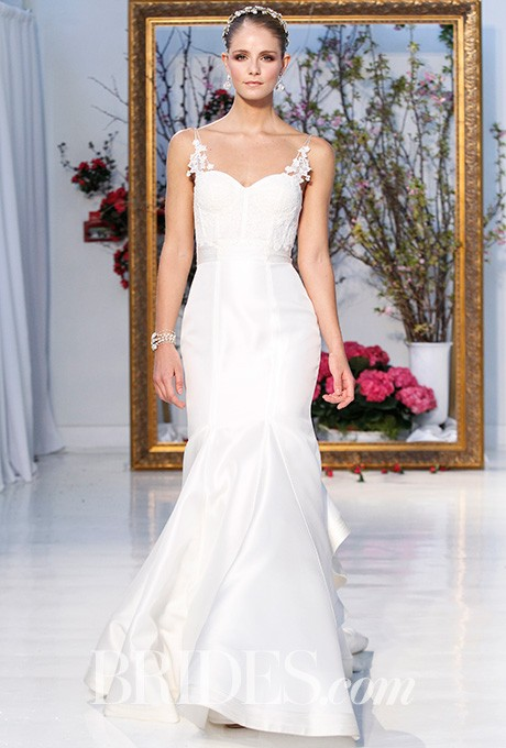 20 Top Bridal Designers From The New York Fashion Week 2016