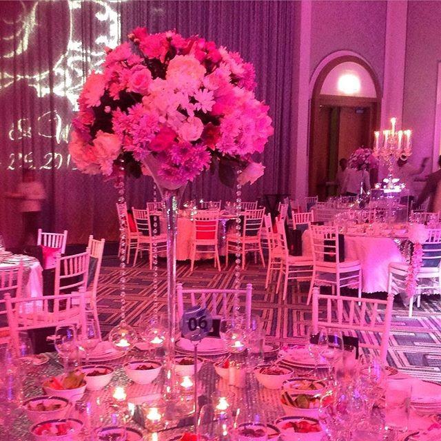 Wedding dcor straight out of nigeria sugar weddings parties aquariantouchevents junglespirit Choice Image