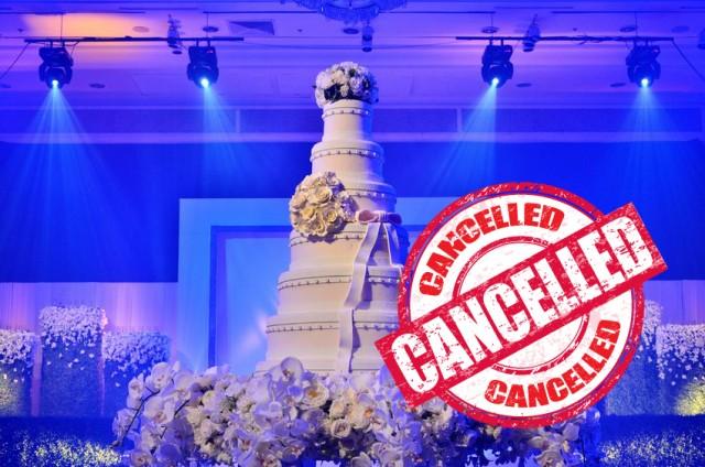I Cancelled My Wedding