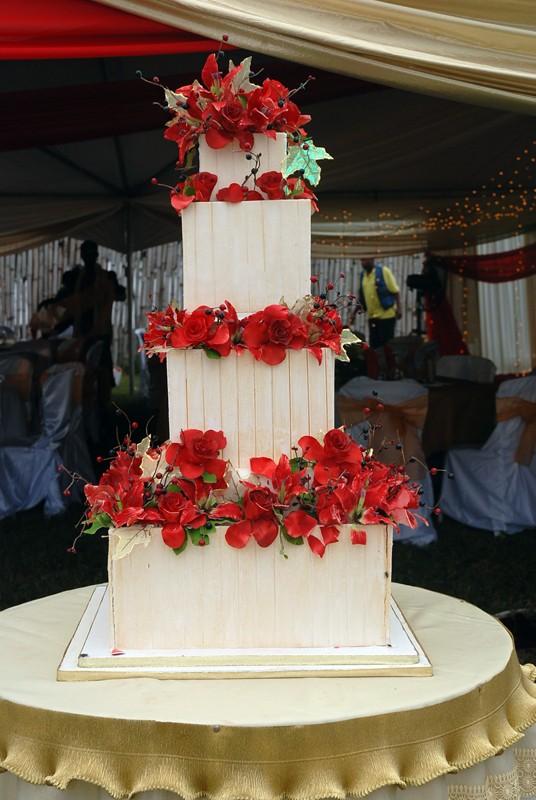 Wedding Cake Suppliers For Nigerian Weddings