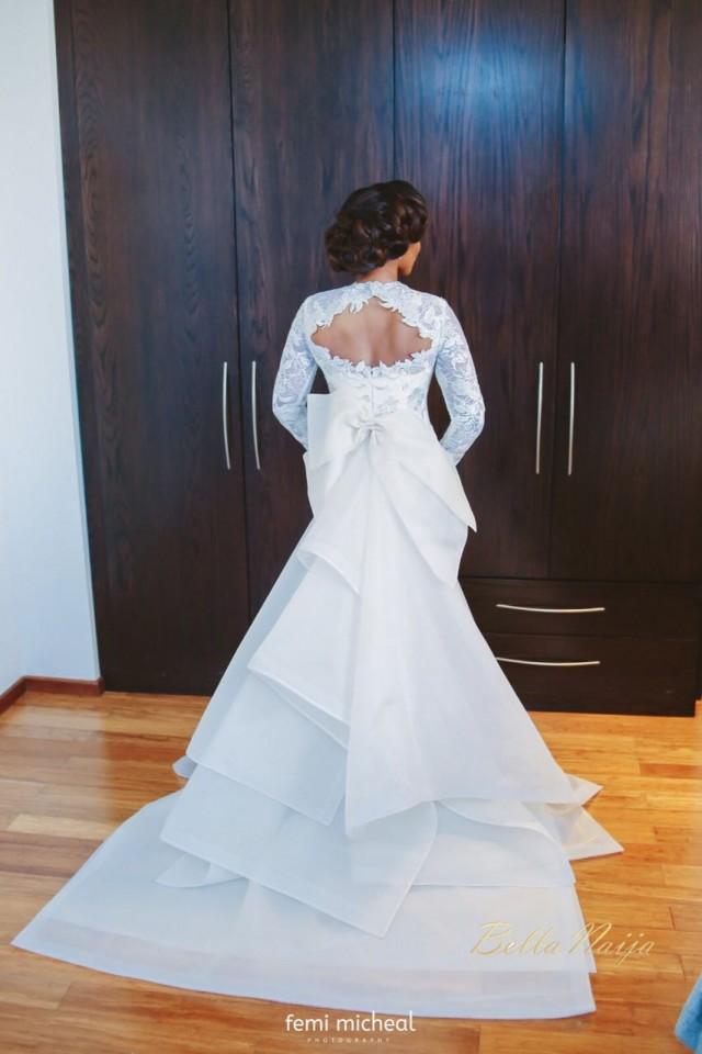 Stunning Wedding Dresses Made by Nigerian Designers   Sugar Weddings ...