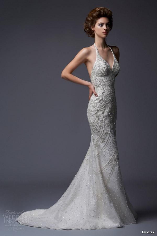 Dress Inspiration Enaura Bridal Fall 2013 Sugar