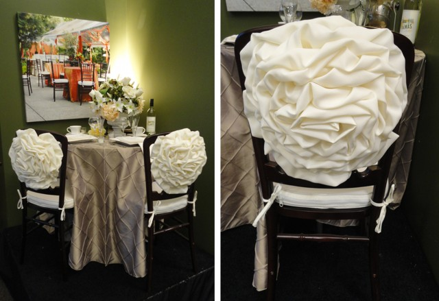 Fancy Finishes Creative Chair Covers Caps And Accents