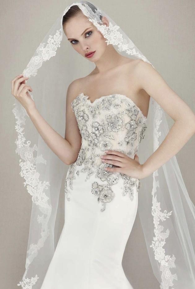 Elegant Enzoani Wedding Dresses | Sugar Weddings & Parties