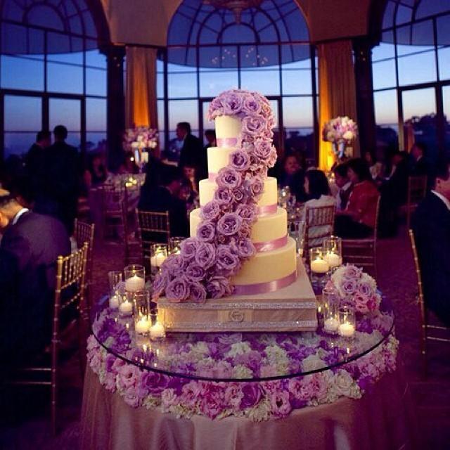 Colour Inspiration: Purple, Lilac & Champagne Gold | Sugar ...