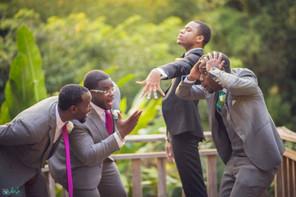 2017 Squad Goals For Dapper Grooms Sugar Weddings Amp Parties