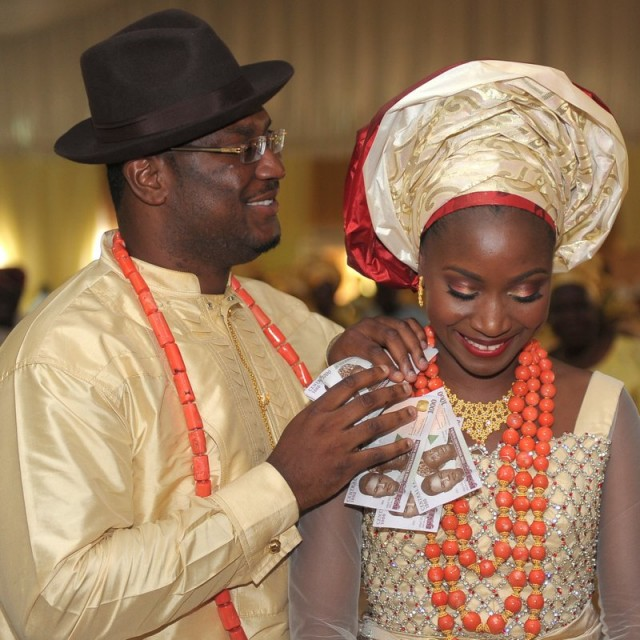 The Beauty Of Culture The Stern Faced Ijaw Bride