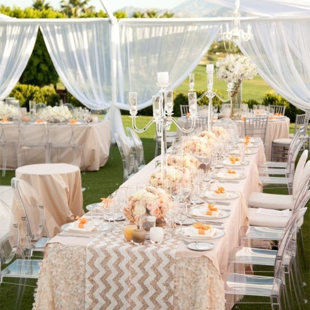 Outdoor Wedding Reception Inspiration Sugar Weddings Parties