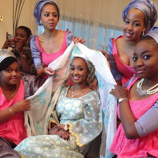 Wedding Family Picture Guide: 5 Step Guide To Marrying A Hausa Girl
