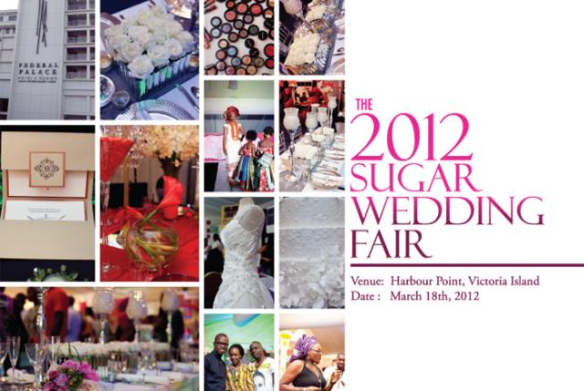 The 2012 Sugar Wedding Fair