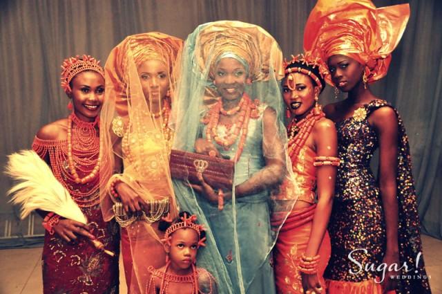 nigerian brides, edo bride, urhobo bride, ijaw bride, traditional bride