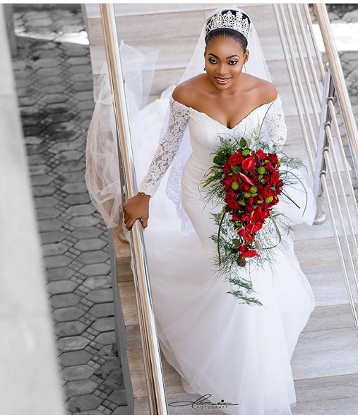 4b267efe8b0 Tosho woods bridal is well known for designing amazing wedding dresses.  These wedding dresses are tailored to fit all sizes and always come out  gorgeous.